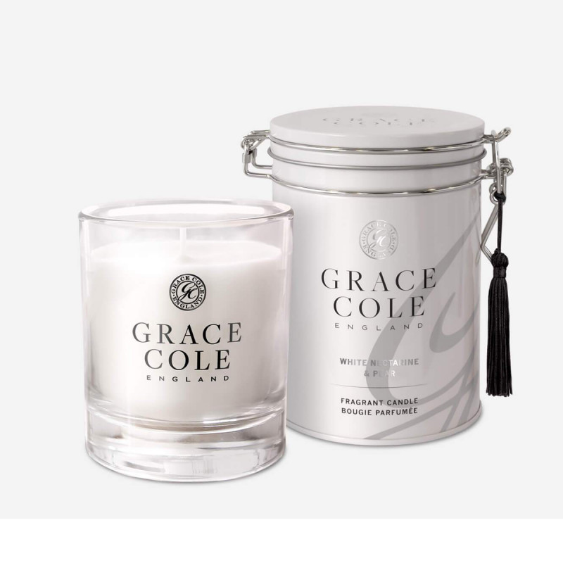 Grace Cole Candle White Nectarine & Pear 26.25 statt 35.00