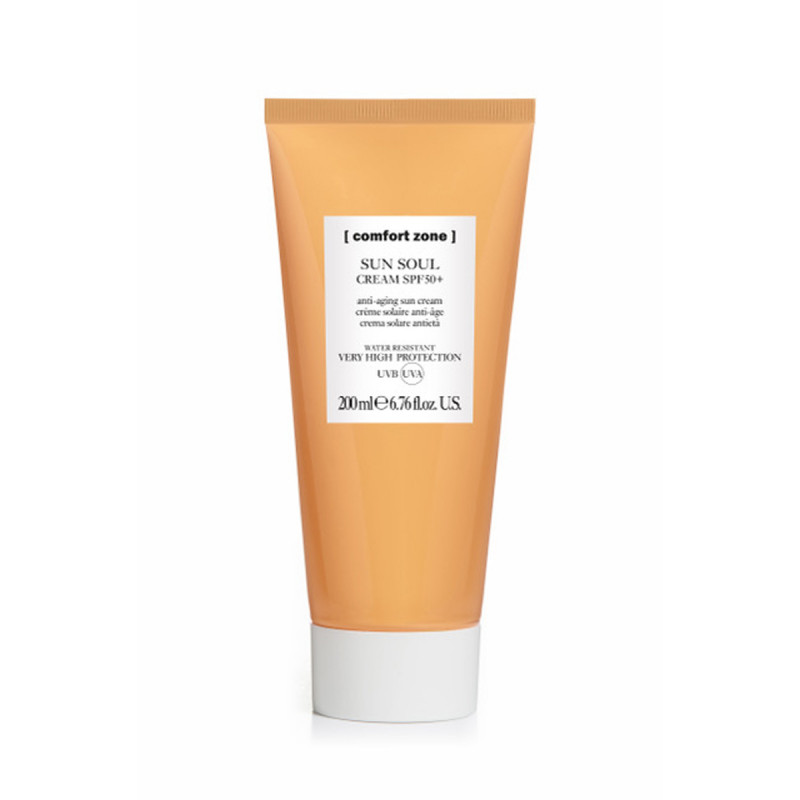 Comfort zone Sun Soul Cream Face&Body SPF50 200ml