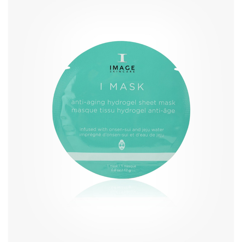 Image Skincare I MASK ANTI-AGING HYDROGEL SHEET 5er Packung