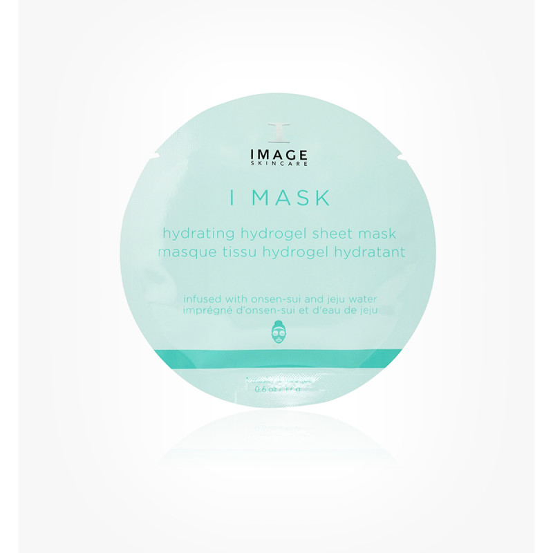Image Skincare I MASK HYDRATING HYDROGEL SHEET MASK 5er Packung