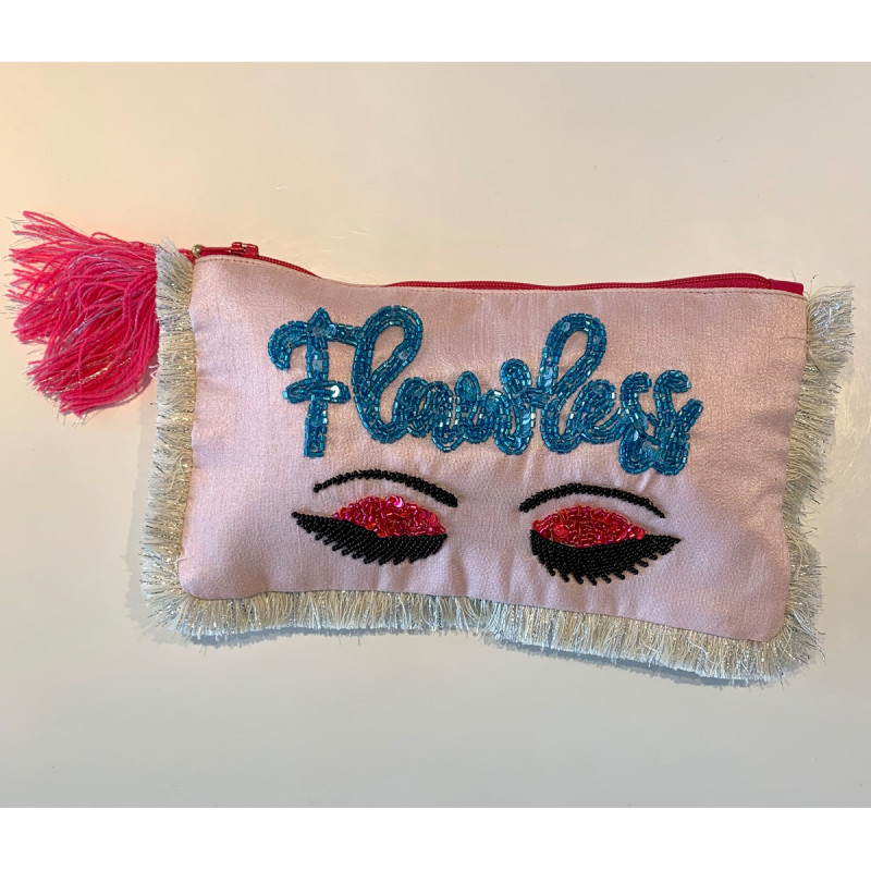 Cosmetic Bag Flawless pink