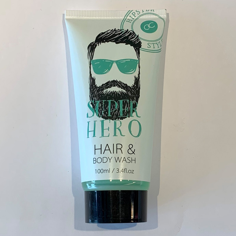 Mr Hair&Body Wash Super Hero 100ml