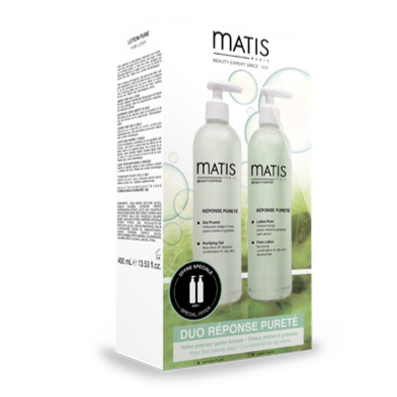 Matis AKTION Reponse Purete Cleansing DUO AKTION  2x400ml