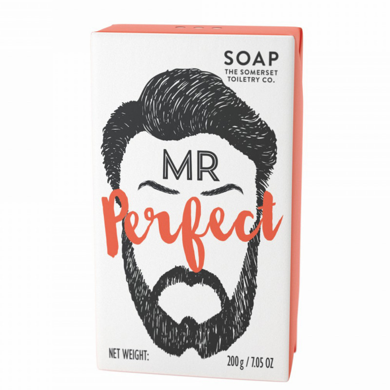 Mr Soap Mr Perfect