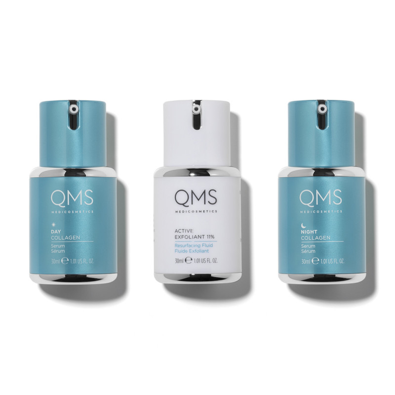 QMS COLLAGEN SYSTEM 3x30ml