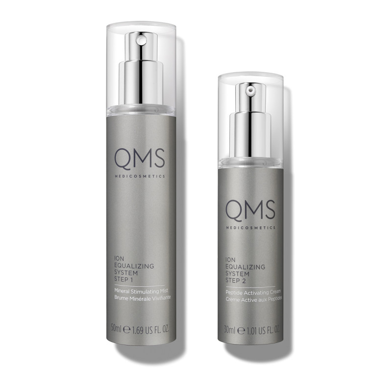 QMS Advanced Ion Equalizing System 2-Step Night Routine 50ml & 30ml