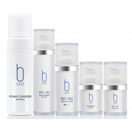 BCARE BOX FACE ANTI AGE 390.- statt 440.-
