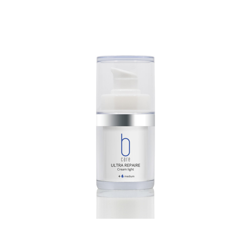 B CARE ULTRA REPAIR CREAM LIGHT MINI 15ml