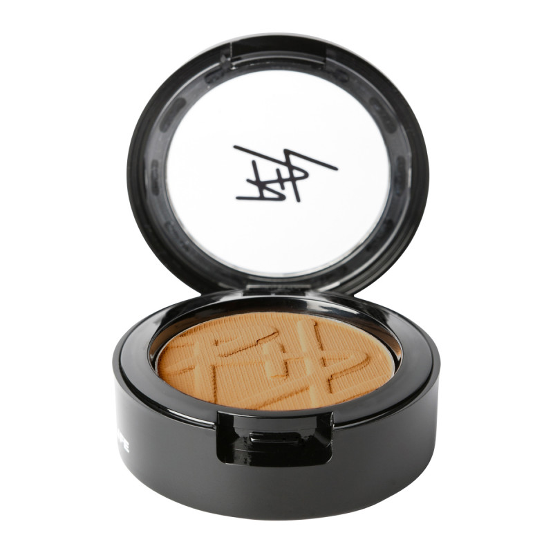 Beauty is Life Eyeshadow matt 17 w camel
