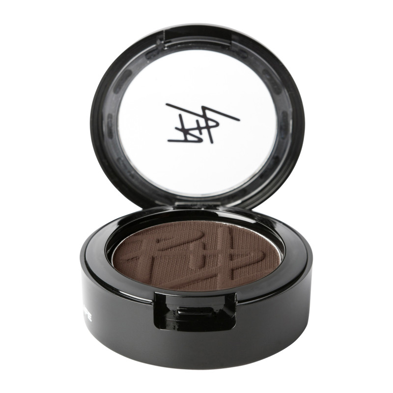 Beauty is Life Eyeshadow-Eyebrow Two in One 47 w-c black brown