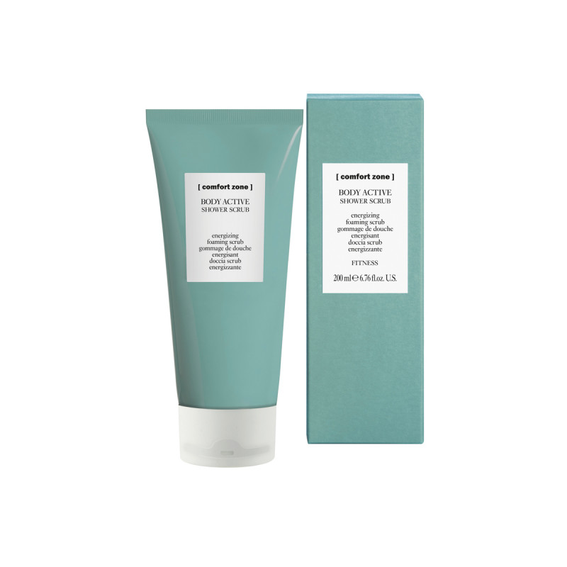 Comfort zone BODY ACTIVE SHOWER SCRUB 200ml