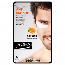 IROHA MAN Hydrogel Patches Anti-Fatigue NEU