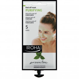 IROHA Beautytime Purifyng Green Tea Mask