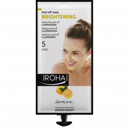 IROHA Beautytime BRIGHTENING LEMON Mask