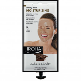 IROHA Beautytime MOISTURIZING CHOCOLATE Mask