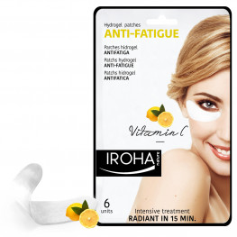 IROHA Hydrogel Patches Anti-Fatigue Vitamin C (Anti-Müdigkeit)