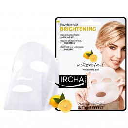 IROHA Tissu Mask Brightening Vitamin C