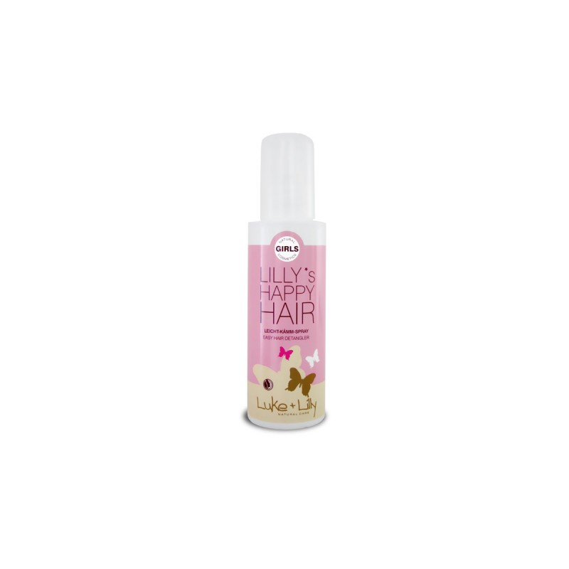 Lillys Happy Hair Conditioner 125ml